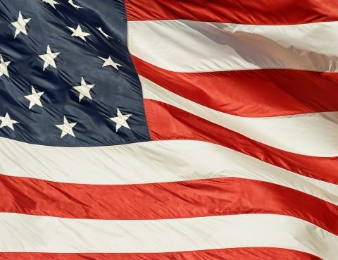 American flag: how to find post-election peace